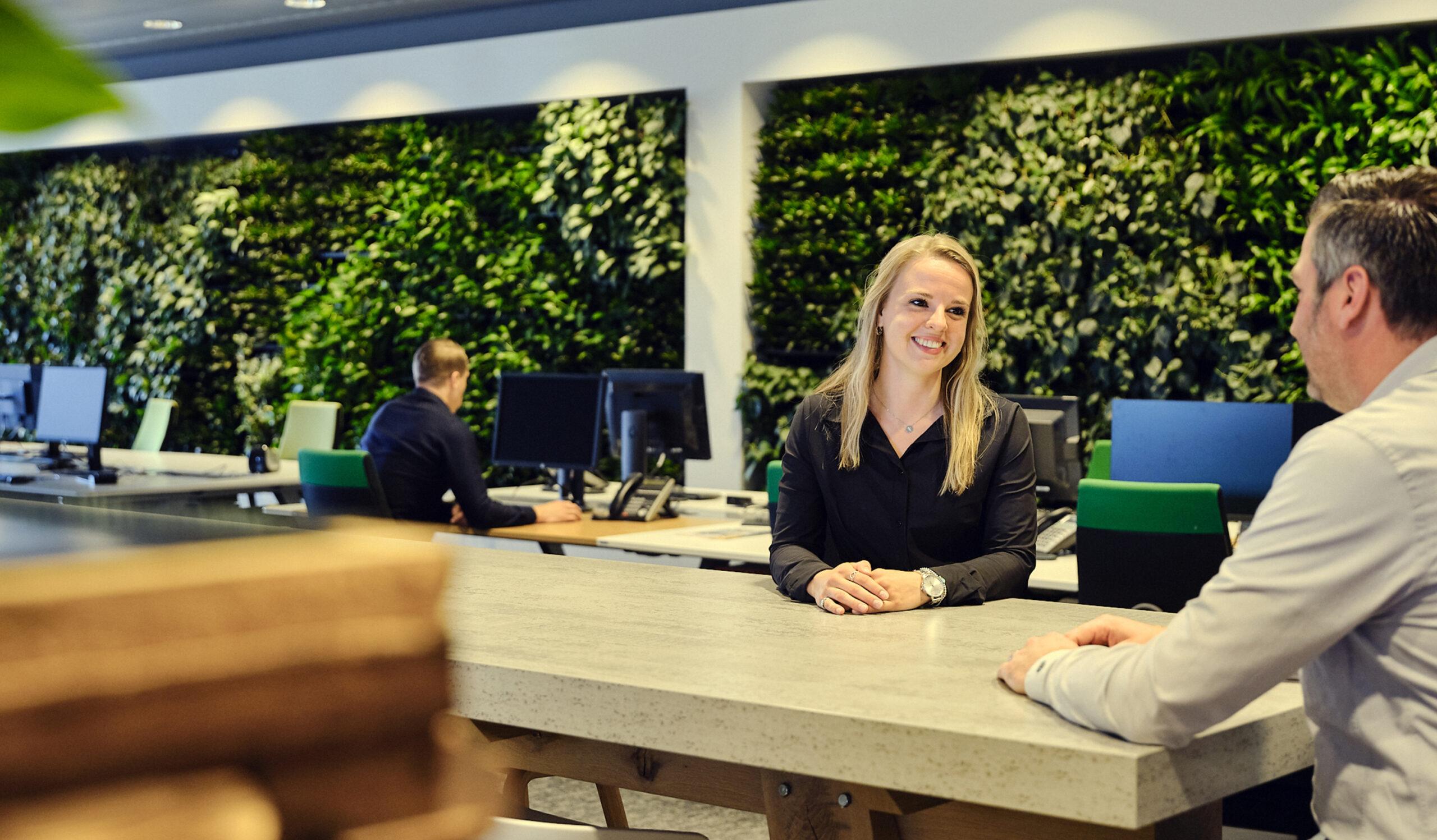 Lisanne Kemps Nedap Staffing Solutions